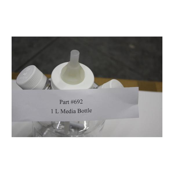 1L Media Bottle